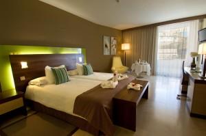 Schitterende kamers in het hotel