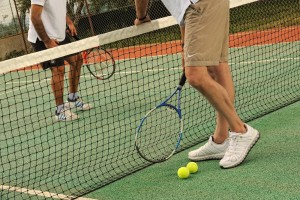 Sportfaciliteiten aanwezig: Tennis