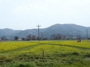 Prachtig uitzicht over het Lassithi Plateau