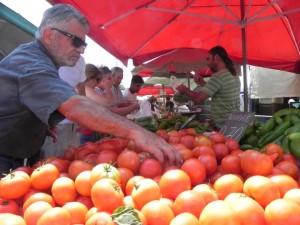 Markt in Heraklion
