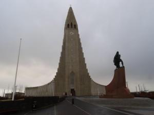 De Hallgrimskirkja, Pracht van Reykjavik