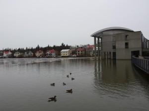 Tjornon en Stadhuis