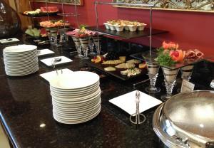 Eten bij de Royal Club