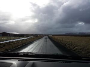 Rondrit op onverharde wegen