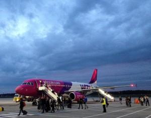 Wizz Air toestel
