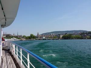 Boottochtje Zürich Meer