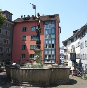 Prachtig Zürich