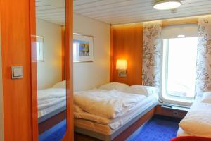 Kamers op de Boot