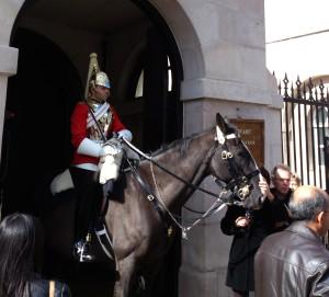 De Guardians in Londen