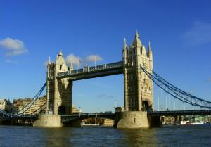 De Tower Bridge