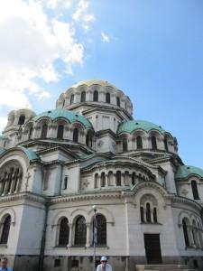 Aleksander kerk Sofia