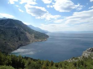 Langs de prachtige kust van Dalmatië