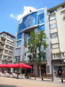 Les Fleurs hotel Sofia
