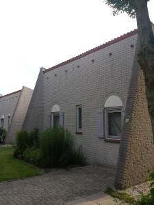De Prachtige huisjes in Landal