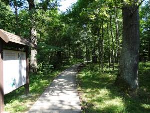 Lekker wandelen in Neries Regionaal Park