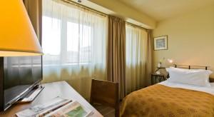 Een Hotelkamer in het hotel