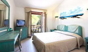 Moderne Kamers in het hotel Punta Negra
