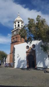 Kerkje van Costa Teguise