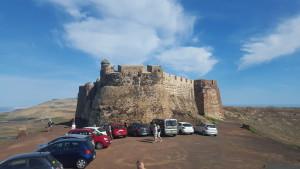 Het kasteel van Teguise