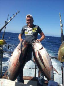 Vang tonijn met Crested Wave