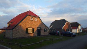 Prachtige huisjes in de Leistert