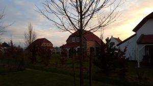 Zonsondergang @De Leistert