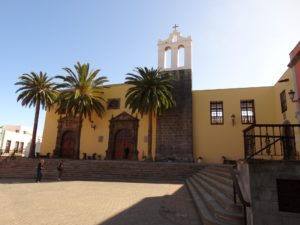 Het plein van Garachico