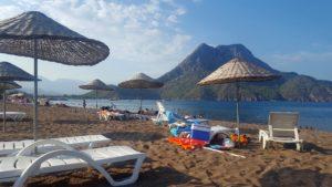 Strand van Adrasan