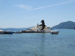 Welkom op Corfu