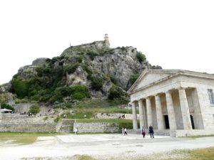 Corfu Stad - Oude Fort