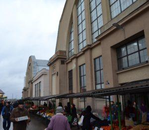 Markthallen van Riga