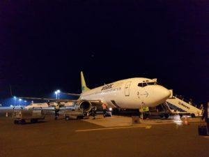 Air Baltic Toestel