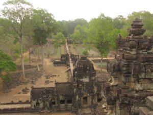 Rondom Ankor Wat