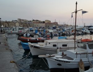 De Haven van Chania