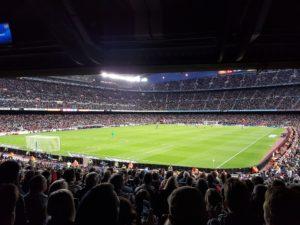 FC Barcelona - Malaga