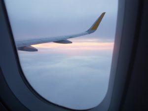 Uitzicht vanuit het raam