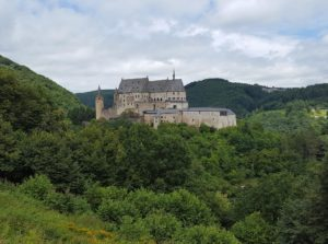 Het kasteel van Vianden
