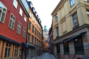 Stockholm Old Town