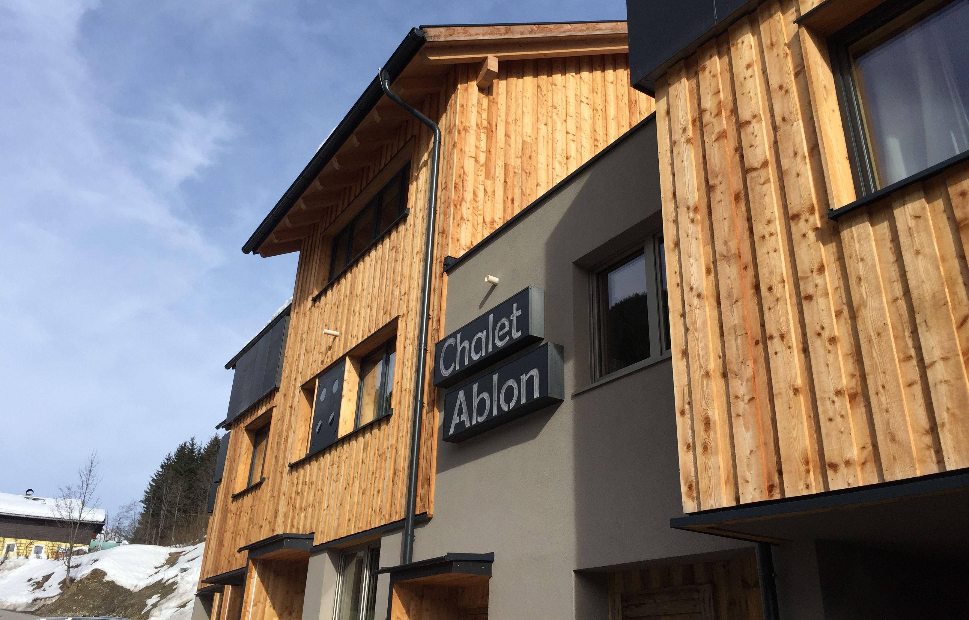 Chalet Ablon Wintersport In Saalbach Hinterglemm Travel Unique